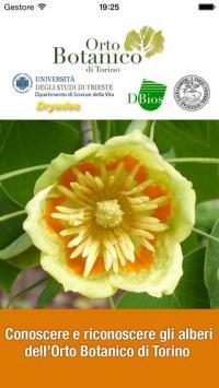 Conoscere e riconoscere gli alberi dell'Orto Botanico di Torino