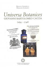 Universa Botanices - Giovanni Bartolomeo Caccia (1695-1746)