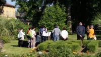 Una visita guidata nell'Orto Botanico di Torino (foto C. Ristorto)